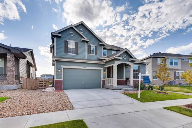 11007 Unity Lane, Commerce City, CO 80022 (#2534355) :: The Healey Group