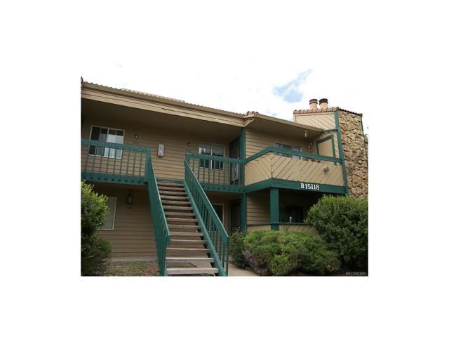15118 E Louisiana Drive #206, Aurora, CO 80012 (MLS #2534472) :: 8z Real Estate