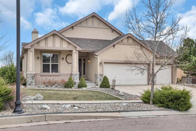 13716 Windy Oaks Road, Colorado Springs, CO 80921 (#2534812) :: The Dixon Group