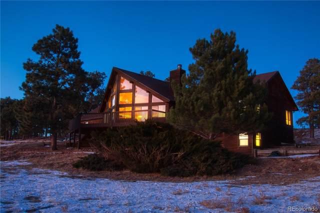17175 Warriors Path Drive, Peyton, CO 80831 (MLS #2534915) :: 8z Real Estate