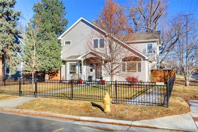 1494 S Clayton Street, Denver, CO 80210 (#2535064) :: Berkshire Hathaway HomeServices Innovative Real Estate