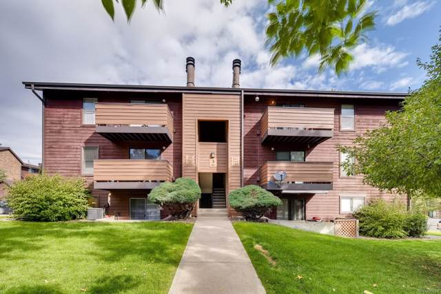 201 Wright Street #103, Lakewood, CO 80228 (MLS #2535193) :: 8z Real Estate