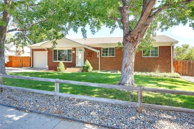 5096 S Mabre Court, Littleton, CO 80123 (#2535223) :: Own-Sweethome Team