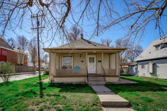 1311 12th Avenue, Greeley, CO 80631 (MLS #2535318) :: 8z Real Estate