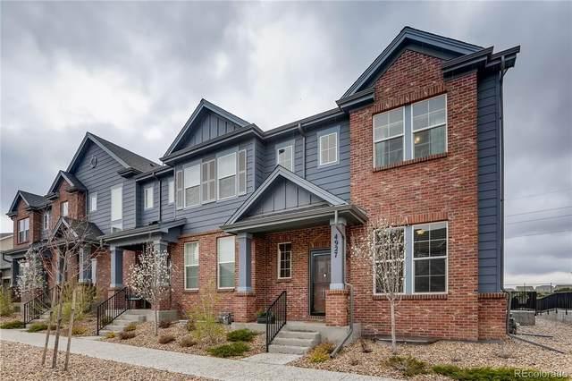 4927 S Algonquian Way, Aurora, CO 80016 (MLS #2535559) :: 8z Real Estate
