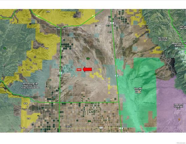 T B D County Road R, Saguache, CO 81149 (#2535639) :: The Tamborra Team