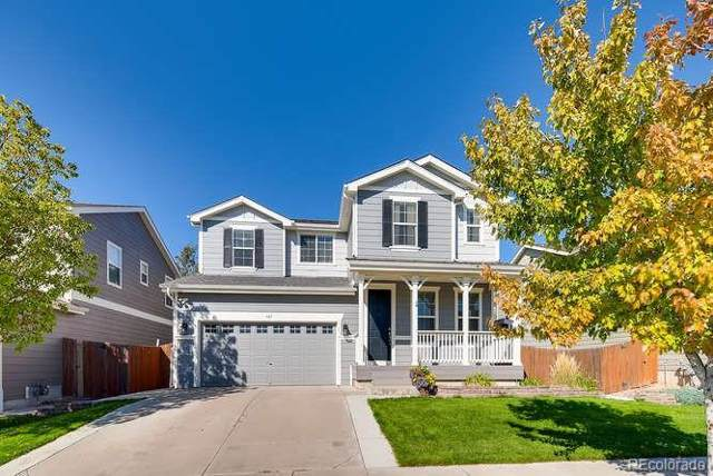 441 Baler Court, Brighton, CO 80601 (#2535809) :: The Peak Properties Group