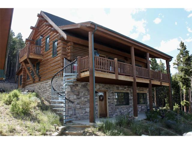 144 Del Monte Place, Central City, CO 80427 (MLS #2535878) :: 8z Real Estate
