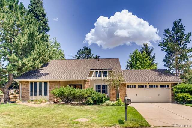 8288 S Xenia Court, Centennial, CO 80112 (#2535904) :: The Heyl Group at Keller Williams