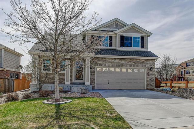 4874 S Elk Street, Aurora, CO 80016 (#2536311) :: The Peak Properties Group