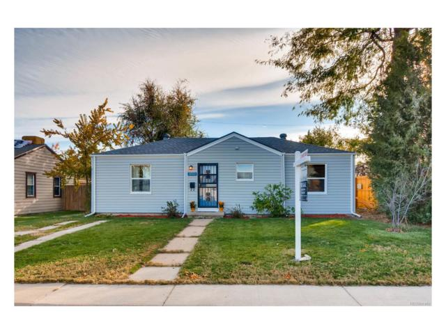 1810 W Stoll Place, Denver, CO 80221 (#2536468) :: Thrive Real Estate Group