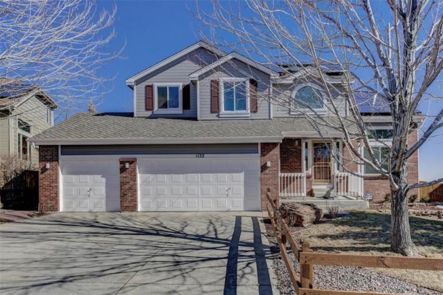 1132 Hillside Lane, Louisville, CO 80027 (#2536577) :: House Hunters Colorado