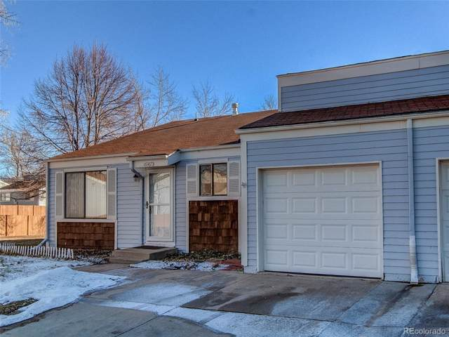 16367 E Radcliff Place B, Aurora, CO 80015 (#2537045) :: The HomeSmiths Team - Keller Williams