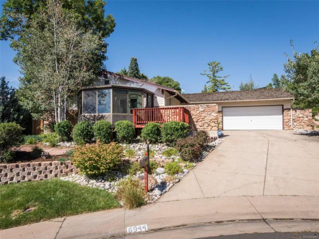 6944 E Euclid Place, Centennial, CO 80111 (MLS #2537196) :: 8z Real Estate