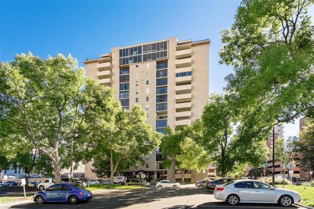 2 Adams Street #1204, Denver, CO 80206 (#2537291) :: Sellstate Realty Pros
