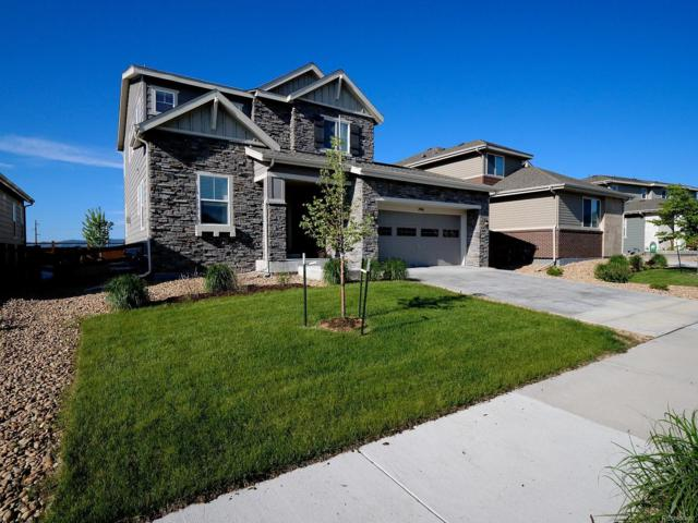 20046 W 93rd Avenue, Arvada, CO 80007 (#2537373) :: The HomeSmiths Team - Keller Williams