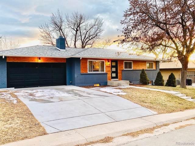 7904 E Hampden Circle, Denver, CO 80237 (#2537517) :: Relevate | Denver