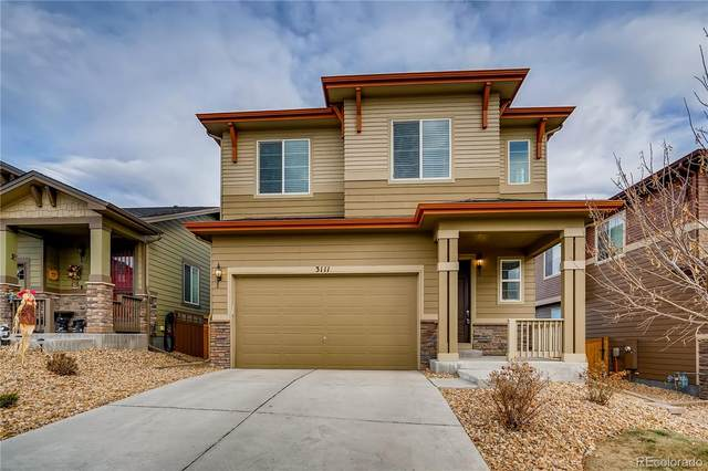 3111 Youngheart Way, Castle Rock, CO 80109 (#2538536) :: The DeGrood Team