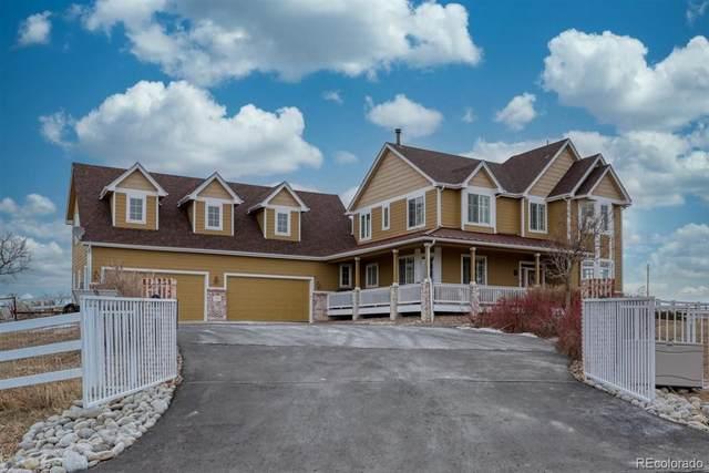 34542 E 7th Avenue, Watkins, CO 80137 (MLS #2538778) :: 8z Real Estate