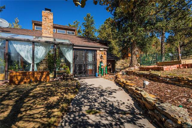 200 Morning Sun Drive, Woodland Park, CO 80863 (#2539423) :: Bring Home Denver with Keller Williams Downtown Realty LLC