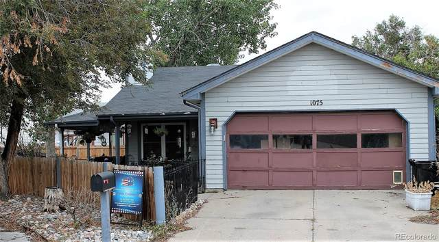 1075 N Pond Drive, Brighton, CO 80601 (#2539603) :: Real Estate Professionals