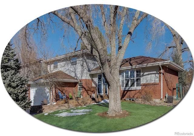 7396 S Lafayette Circle E, Centennial, CO 80122 (MLS #2539629) :: 8z Real Estate