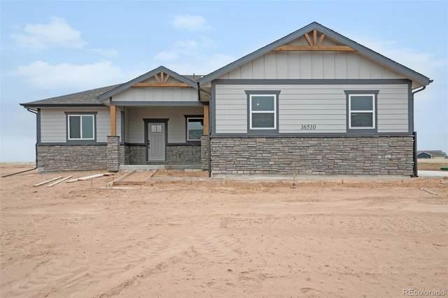16460 Essex Road, Platteville, CO 80651 (MLS #2539753) :: 8z Real Estate