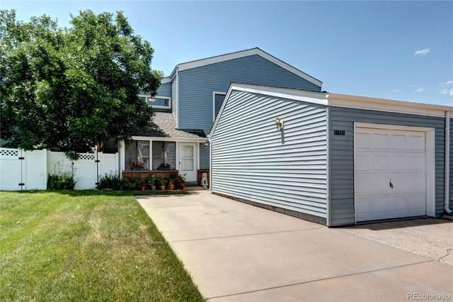 11921 Monroe Street, Thornton, CO 80233 (MLS #2539892) :: The Sam Biller Home Team