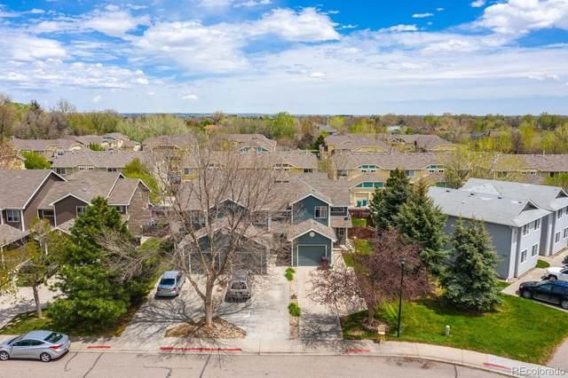 1018 Tierra Lane B, Fort Collins, CO 80521 (#2540039) :: Kimberly Austin Properties