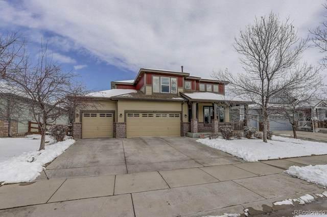 627 Gallegos Street, Erie, CO 80516 (MLS #2540277) :: Kittle Real Estate