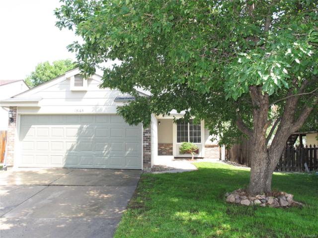 13163 W Cross Place, Littleton, CO 80127 (MLS #2540279) :: 8z Real Estate