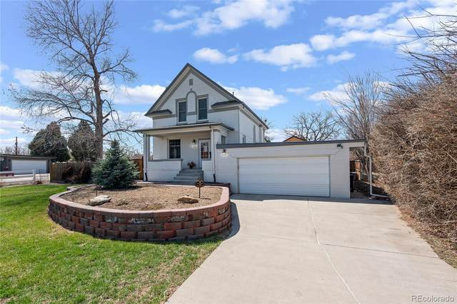 1401 Garrison Street, Lakewood, CO 80215 (#2540461) :: Finch & Gable Real Estate Co.