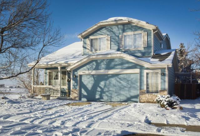2647 Betts Circle, Erie, CO 80516 (MLS #2540605) :: Kittle Real Estate
