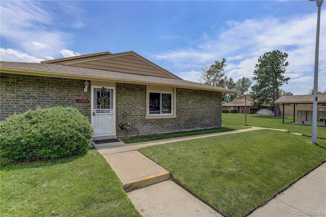 12604 E Kansas Place, Aurora, CO 80012 (#2540963) :: Kimberly Austin Properties