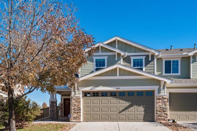 5665 Raleigh Circle, Castle Rock, CO 80104 (#2541472) :: The HomeSmiths Team - Keller Williams