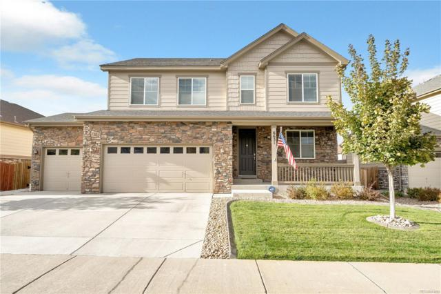 6651 S Kellerman Way, Aurora, CO 80016 (#2541715) :: The HomeSmiths Team - Keller Williams