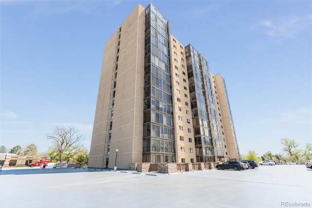 7865 E Mississippi Avenue #405, Denver, CO 80247 (#2541874) :: Briggs American Properties