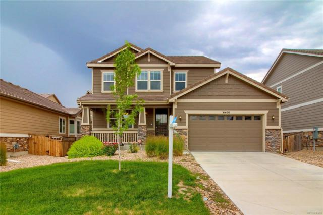 6400 Esmeralda Drive, Castle Rock, CO 80108 (#2542229) :: Arnie Stein Team | RE/MAX Masters Millennium