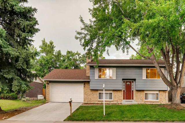 8534 W Rice Avenue, Littleton, CO 80123 (#2542305) :: The Peak Properties Group
