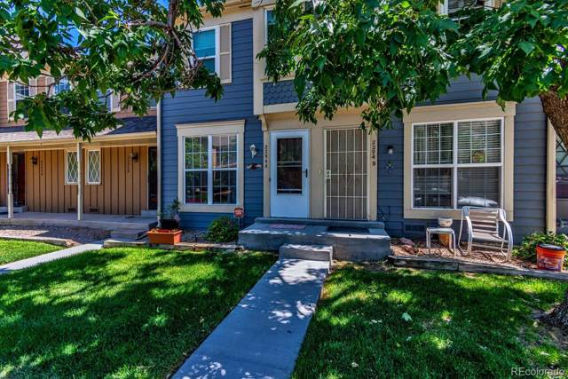2294 S Jasper Way A, Aurora, CO 80013 (#2542488) :: Bring Home Denver with Keller Williams Downtown Realty LLC