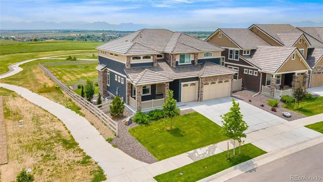 396 Painted Horse Way, Erie, CO 80516 (#2542496) :: The Griffith Home Team