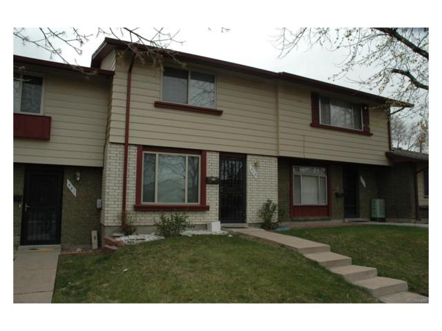 479 S Balsam Street, Lakewood, CO 80226 (MLS #2542734) :: 8z Real Estate