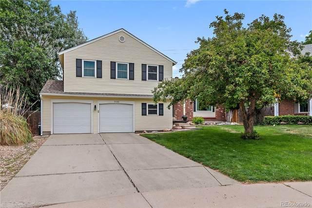 5488 E Briarwood Circle, Centennial, CO 80122 (MLS #2543265) :: 8z Real Estate