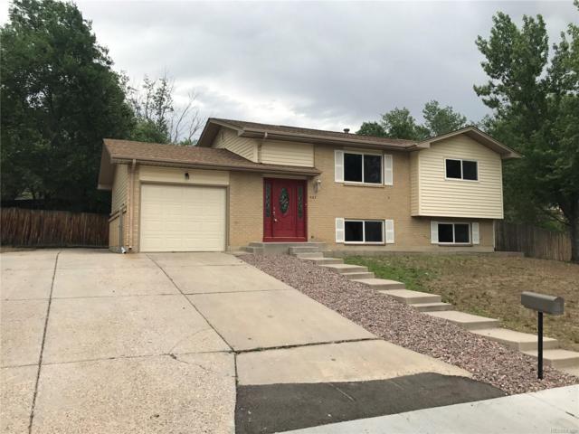 547 Raemar Drive, Colorado Springs, CO 80911 (MLS #2543308) :: 8z Real Estate