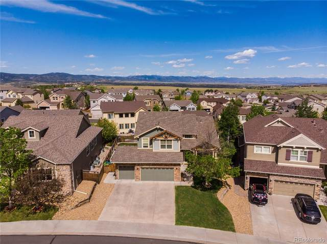 2681 Mclean Court, Castle Rock, CO 80109 (#2543610) :: HomeSmart Realty Group