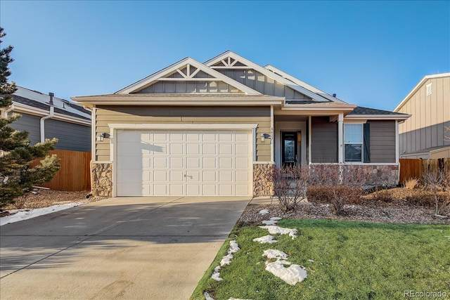 6617 S Kewaunee Way, Aurora, CO 80016 (#2543739) :: The Dixon Group