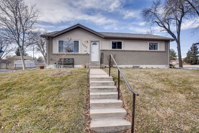 1902 Fisher Way, Northglenn, CO 80233 (MLS #2544424) :: Colorado Real Estate : The Space Agency