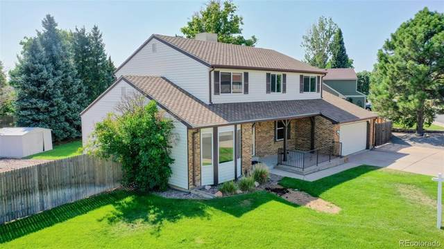 7082 S Johnson Street, Littleton, CO 80128 (#2544945) :: Chateaux Realty Group