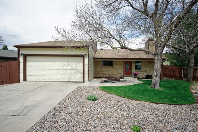 6758 S Dudley Court, Littleton, CO 80128 (#2545168) :: The Galo Garrido Group