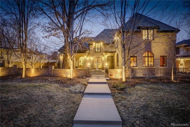 915 S Steele Street, Denver, CO 80209 (#2545471) :: iHomes Colorado
